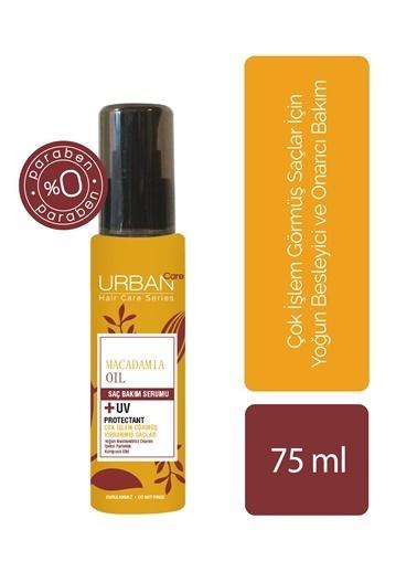 Urban Care Macadamia Oil Fusion Saç Bakım Serumu 75 ml Renksiz